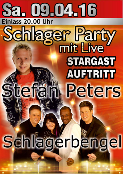 Schlagerparty April 2016